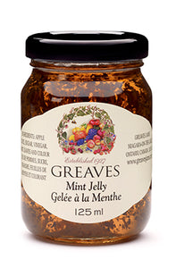 Greaves Mint Jelly 125mL