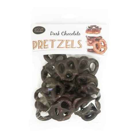 AnDea - Dark Chocolate Covered Pretzels 100g