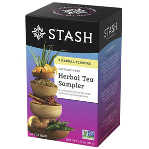 Stash Tea - Herbal Tea Sampler 25g