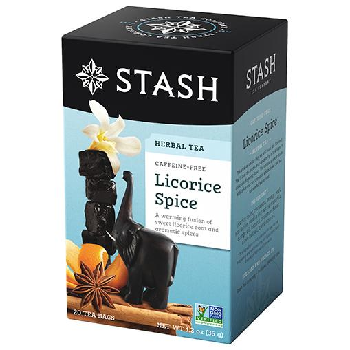 Stash Tea - Licorice Spice 36g (20 Tea Bags)