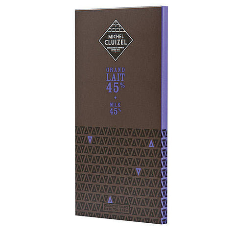 Michel Cluizel Chocolate Bar 70g - 45% Milk Chocolate