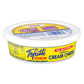 "Tofutti ""Better Than Cream Cheese""  227g"