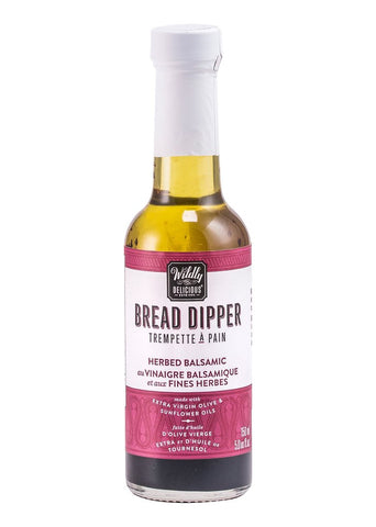 Wildly Delicious - Herbed Balsamic Bread Dipper 150mL