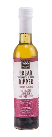Wildly Delicious - Herbed Balsamic Bread Dipper 375mL