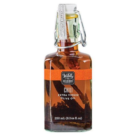 Wildly Delicious - Chili Olive Oil 250ml