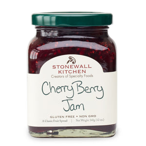 Stonewall Kitchen Cherry Berry Jam 340g