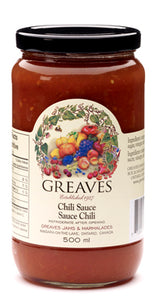 Greaves Chili Sauce 250mL