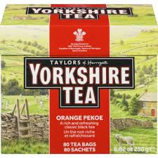 Taylors of Harrogate Yorksire Tea Orange Pekoe - 250g