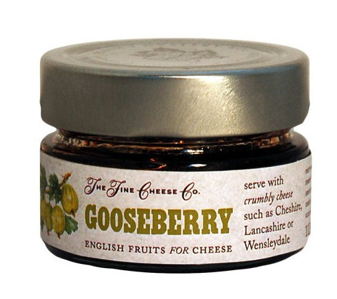 Fine Cheese Co - Gooseberry Fruit Puree 113g
