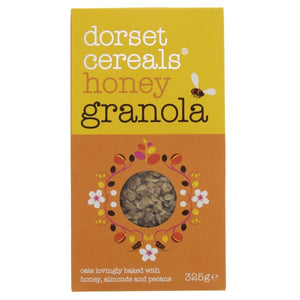 Dorset- Honey Granola 325g