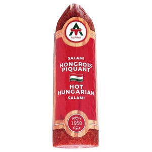 Alpina Hot Hungarian Salami 200g