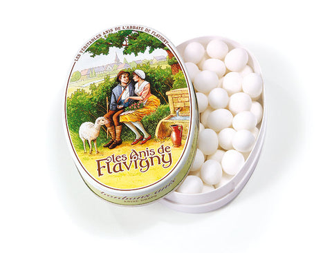 les Anis de Flavigny Anise Sweets - 50g