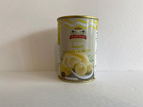 La Explanada Lemon Stuffed Olives 250ml