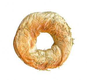 Montreal Style Bagel (Rosemary)  Limited Quantities!
