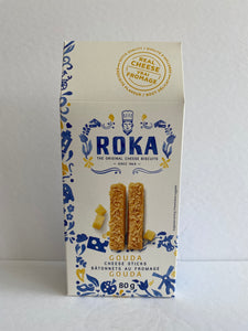 Roka Gouda Cheese Sticks 80g