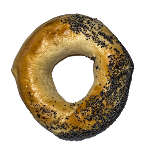 Montreal Style Bagel (Poppy)  Limited Quantities!