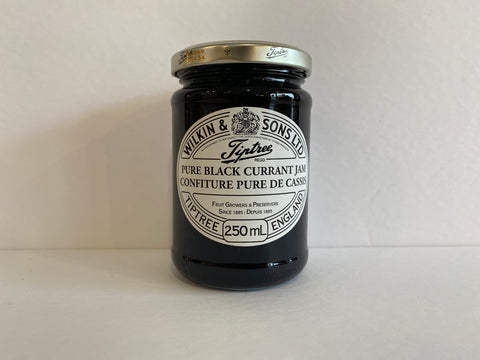 Wilkin & Sons Tiptree Pure Black Currant Jam - 250ml