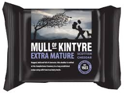 Mull of Kintyre Scottish Cheddar 250g