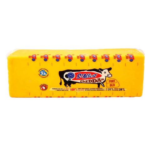 St Albert Old Yellow Cheddar 250g