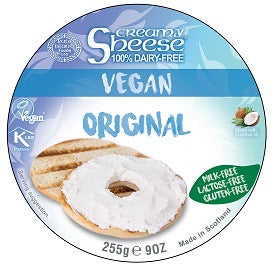 Sheese Vegan Cream Cheese Original 255g