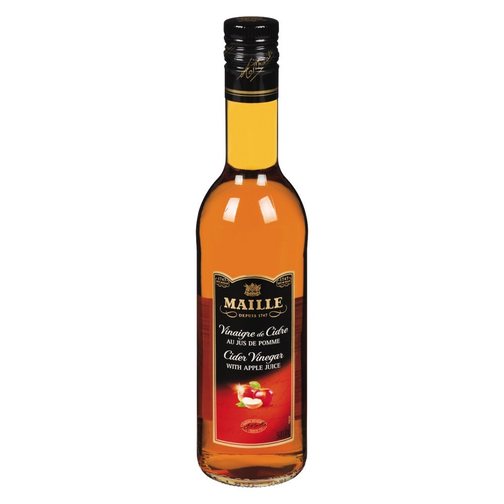 Maille Cider Vinegar with Apple Juice - 500ml