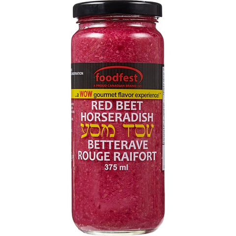 Foodfest Red Beet Horseradish 250 ml