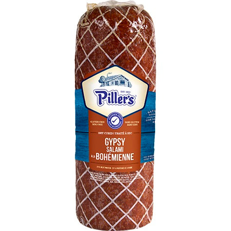 Piller's - Zesty Salami 200g
