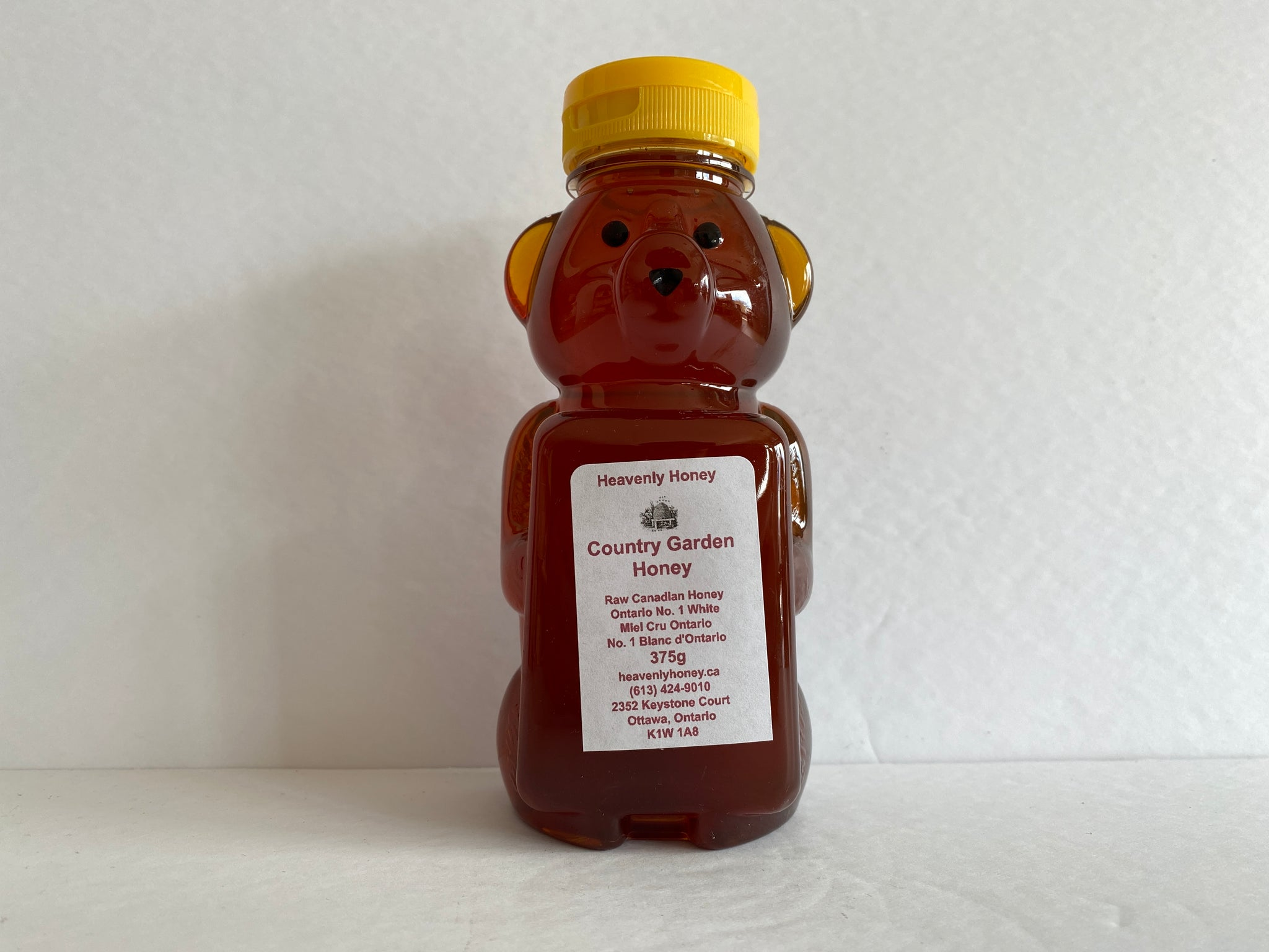 Heavenly Honey Country Garden Honey - 375g