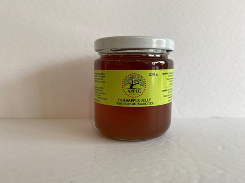 Apple Flats Crabapple Jelly - 250ml