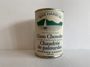 Bar Harbor Clam Chowder 398ml