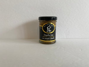 Mrs. McGarrigle's Chipotle Lime Mustard 60ml