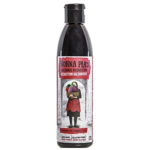 Nonna Pia's Balsamic Glaze Strawberry Fig - 250ml