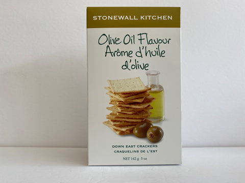 Stonewall Kitchen Olive Oil Crackers 142g
