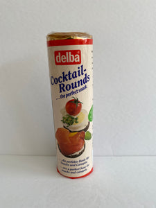 Delba Cocktail Rounds 250g