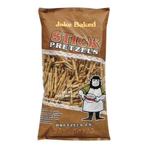 Jake Baked - Pretzels Sticks 454g