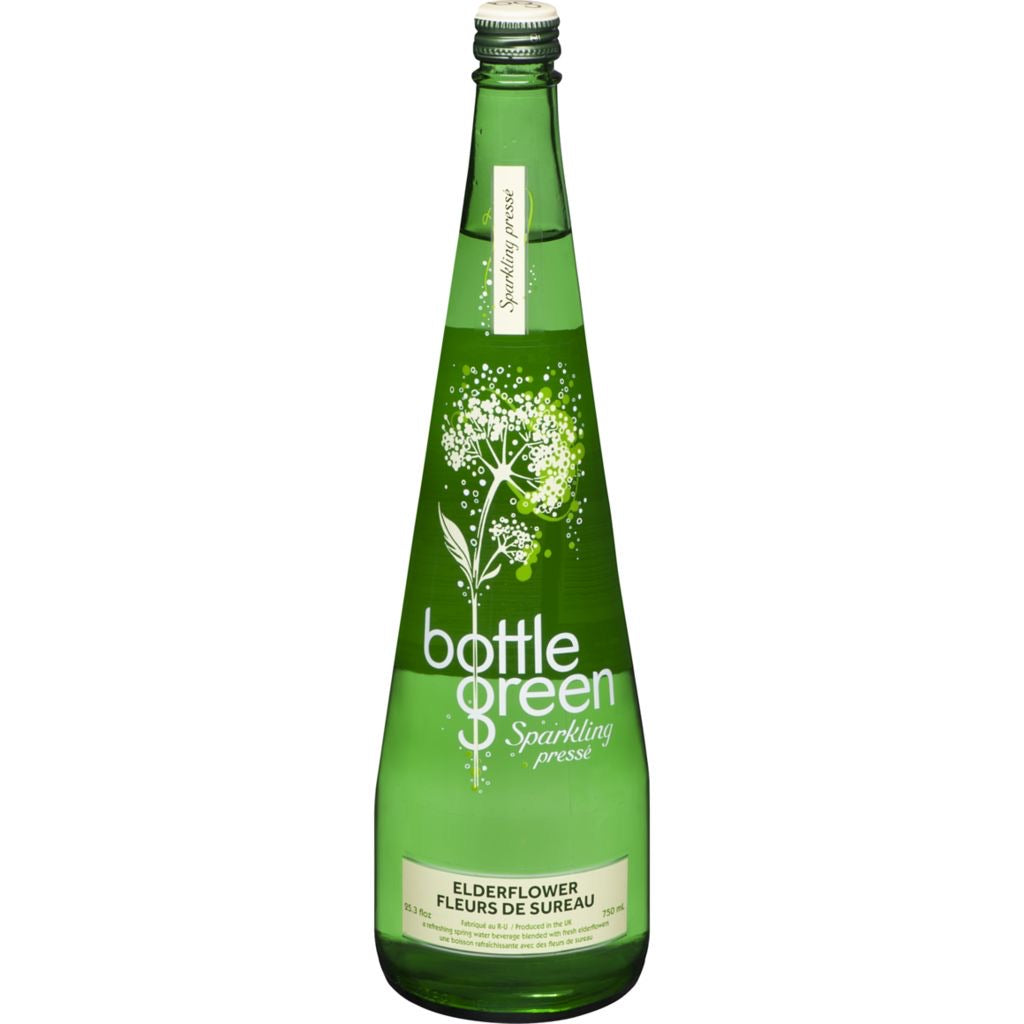 Bottle Green - Elderflower Sparkling Presse 750mL