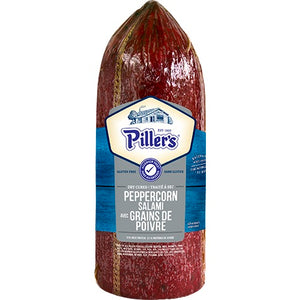 Piller's - Peppercorn Salami