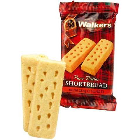 Walkers - Two Fingers Shortbread 28.4g