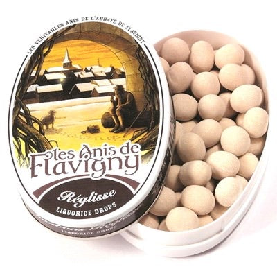 Flavigny - Licorice Drops 50g