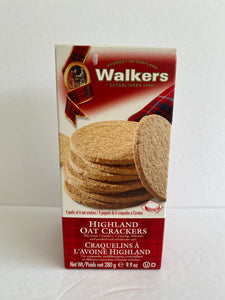 Walkers Highland Oat Crackers 280g