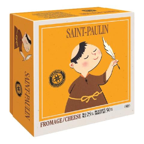 St. Paulin Cheese 200g