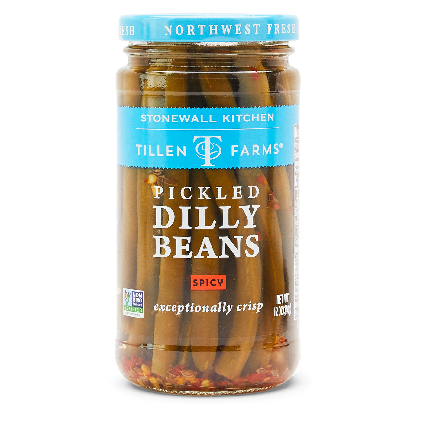 Stonewall Kitchen - Spicy Pickled Dilly Beans 375mL