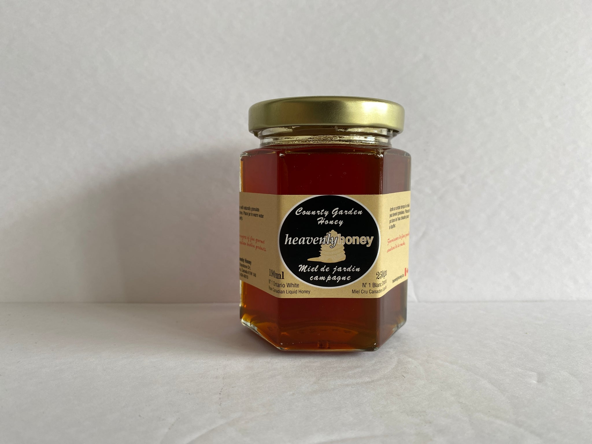 Heavenly Honey Country Garden Honey - 190ml