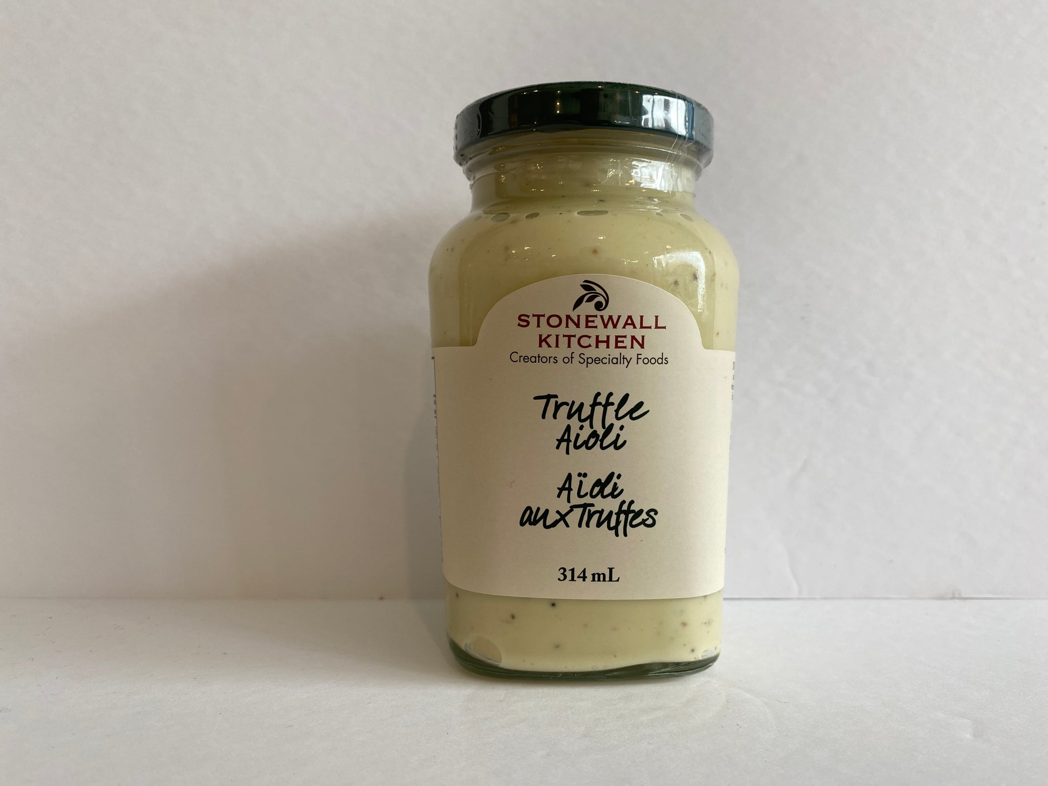 Stonewall Kitchen Truffle Aioli 314mL