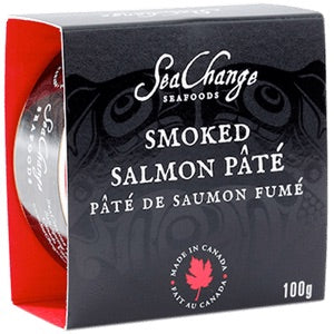 Sea Change Smoked Salmon Pâté - 100g