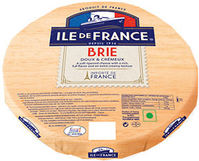 Ille de France Brie 1 wedge (aprox. 190g)