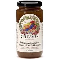 Greaves - Ginger Marmalade