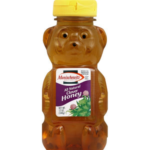 Manischewitz - Clover Honey 340g