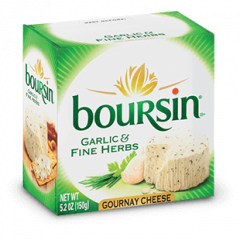 Boursin - Garlic & Fine Herbs