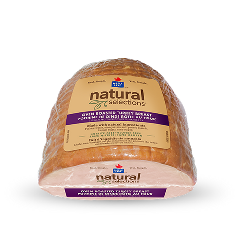 Natural Selections Oven Roast Turkey 200g